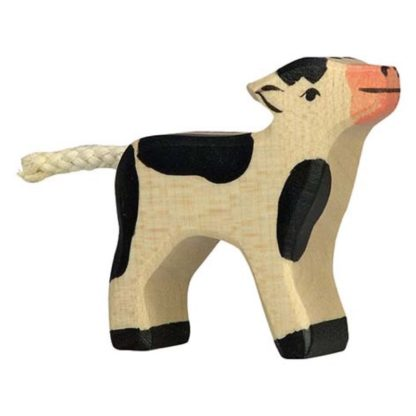Calf, black - Holztiger 80006