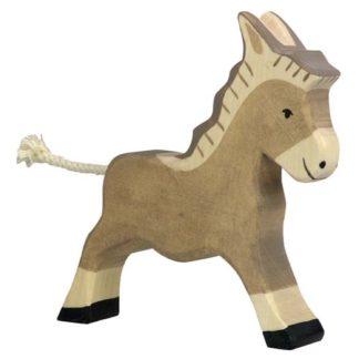 Donkey, running - Holztiger 80047