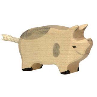 Piglet, dappled - Holztiger 80070