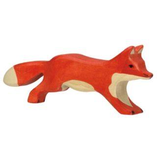 Fox, running - Holztiger 80094