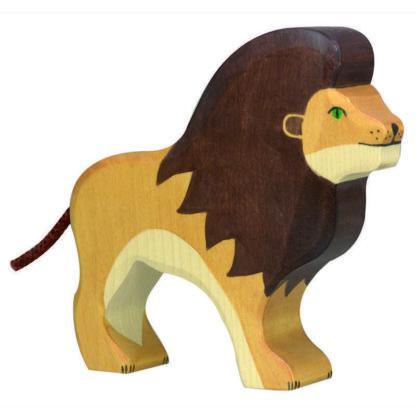 Lion - Holztiger 80139