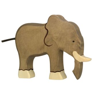 Elephant - Holztiger 80147