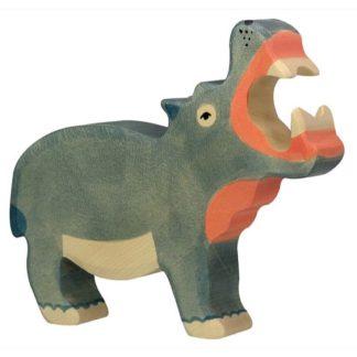 Hippopotamus - Holztiger 80160