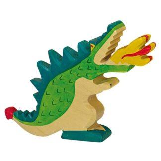 Dragon, green - Holztiger 80279