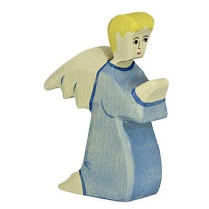Angel (2), Blue - Holztiger 80301