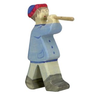 Shepherd with Flute (2) - Holztiger 80304