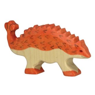Ankylosaurus - Holztiger 80341Ankylosaurus - Holztiger 80341