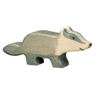 Badger, grey - Holztiger 80539