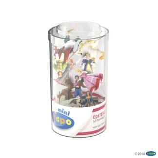 Papo Mini Tub Tales & Legends - Enchanted World 33012