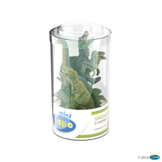 Papo Mini Tub Dinosaurs Set 1 - Papo 33018
