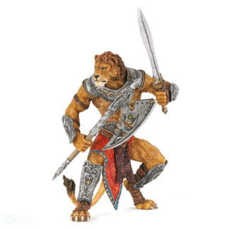 Papo Lion Mutant - Fantasy World figure - Papo 38945