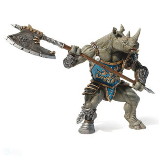 Papo Rhino Mutant - Fantasy World figure - Papo 38946