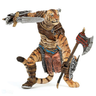 Papo Tiger Mutant - Fantasy World figure - Papo 38954