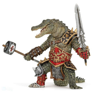 Papo Crocodile Mutant - Fantasy World figure - Papo 38955