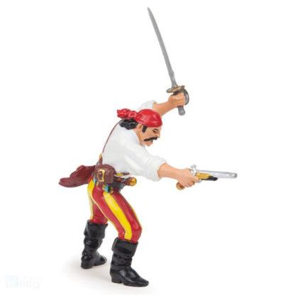 Papo Pirate With Gun - Pirates and Corsairs figure - Papo 39423