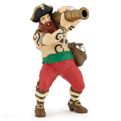 Papo Cannon Pirate - Pirates and Corsairs figure - Papo 39439