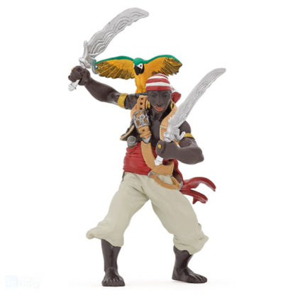 Papo Pirate with Sabres - Pirates and Corsairs figure - Papo 39423