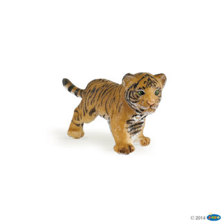 Papo Tiger Cub Wild Animal Kingdom figure - Papo 50021