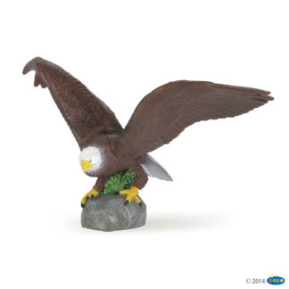 Papo Eagle Wild Animal Kingdom figure - Papo 50103