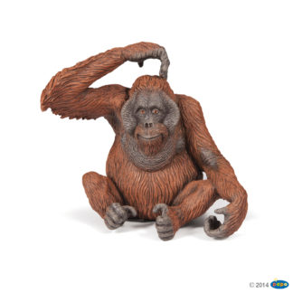 Papo Orangutan Wild Animal Kingdom figure - Papo 50120