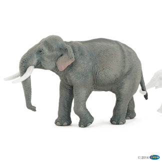 Papo Asian Elephant Wild Animal Kingdom figure - Papo 50131
