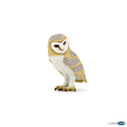 Papo Owl Wild Animal Kingdom figure - Papo 53000