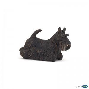 Papo Scottish Terrier nero