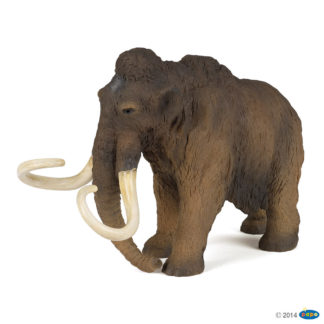 Papo Woolly Mammoth Dinosaur figure - Papo 55017