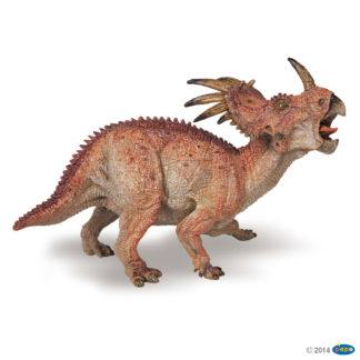 Papo Styracosaurus Dinosaur figure - Papo 55020