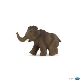 Papo Young Woolly Mammoth Dinosaur figure - Papo 55025