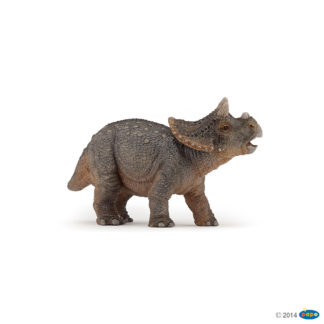 Papo Young Triceratops Dinosaur figure - Papo 55036