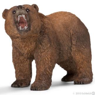 Schleich Grizzly Bear Wild Life figure - Schleich 14685 | LeVida Toys