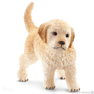 Golden Retriever puppy - Schleich 16396