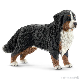 Bernese Mountain Dog, female - Schleich 16397