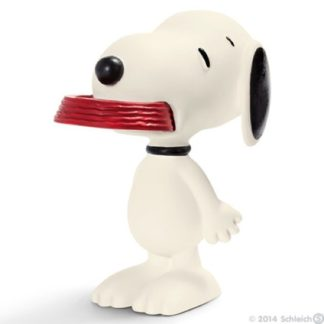 Snoopy with his supper dish - Schleich 22002