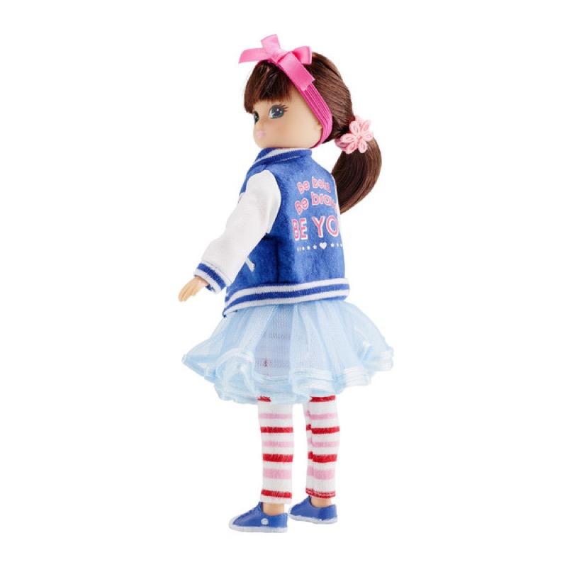 how tall is lottie doll