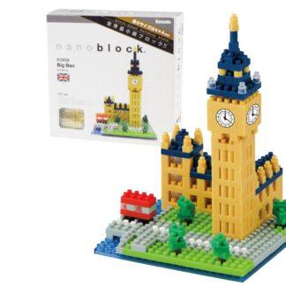 Big Ben - Nanoblock NBH-029