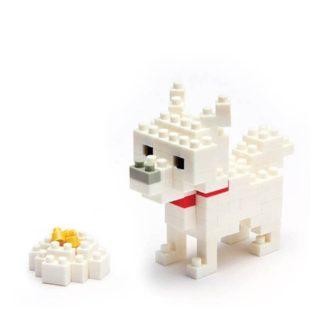 Hokkaido Dog - Nanoblock NBC-005