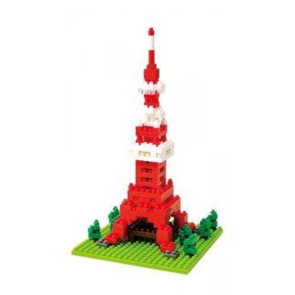 Tokyo Tower - Nanoblock NBH-001