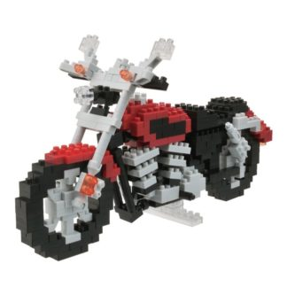 Motorcycle - Nanoblock NBM-006