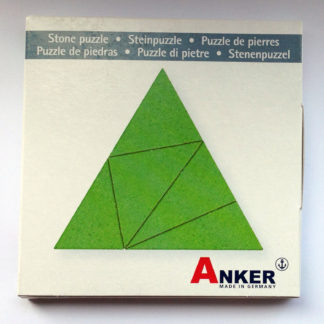 The Triangle - Stone Puzzle - Anker