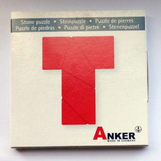 The T-Shape - Stone Puzzle - Anker