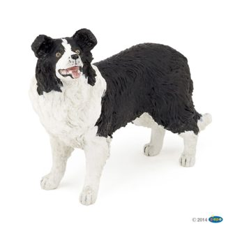 Papo Border Collie - Dog & Cat Companions - Papo 54008