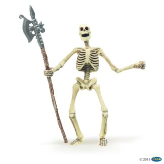 Papo Papo Skeleton - Fantasy World figure - Papo 38908