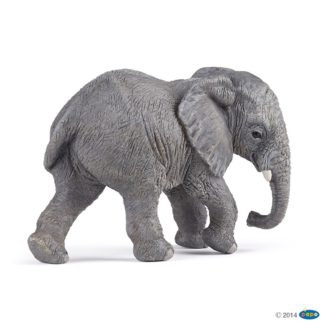 Papo Young African Elephant Wild Animal Kingdom figure - Papo 50169