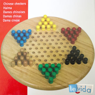 Chinese Checkers - Goki