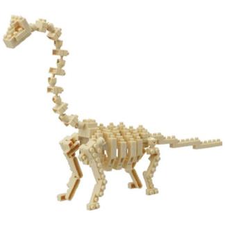 Brachiosaurus Skeleton - Nanoblock NBC-114