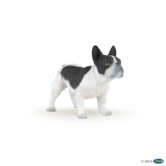 Papo French Black and White Bulldog - Papo 54006