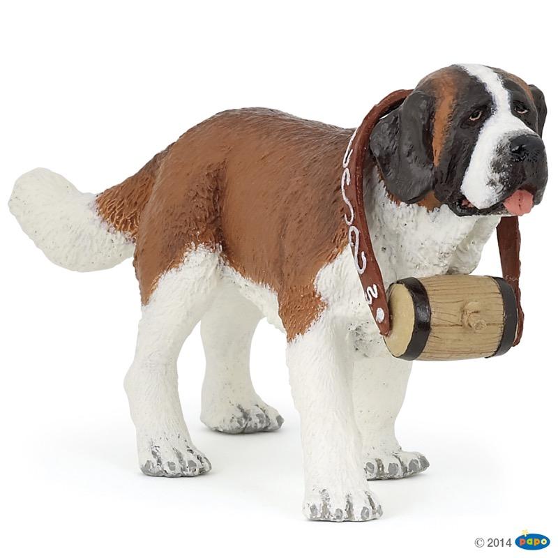 Papo Saint Bernard - Dog & Cat Companions - Papo 54009