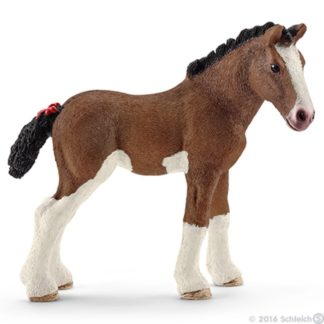 Clydesdale Foal - Schleich 13810